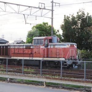 2020年9月15日,山陽線 3091レ 水島臨海鉄道 DE70-1