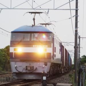 2020年9月16日,山陽線 3050レ EF210-322桃太郎付