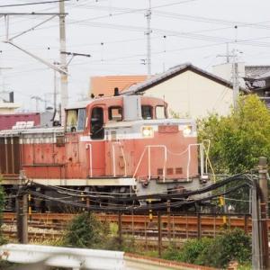 2020年9月16日,山陽線 水島臨海鉄道 DE70-1