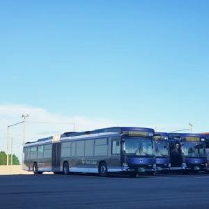 2021年7月18日 神姫バス 連接バス