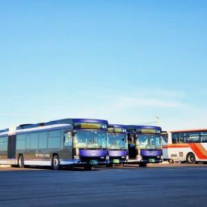 2021年7月21日 神姫バス 連接バス