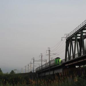 2021年7月24日 函館本線 789系 ライラック