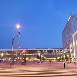 2021年7月23日 旭川駅