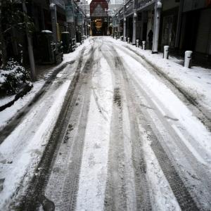 コロナの年に大雪が降った #12 荒涼を旅する 20210102