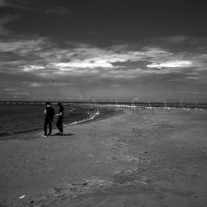 雲が美しかったので西海岸へ来てみた。#02 20210909