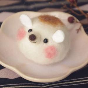 マーサ21で「やきネズミもち」のワークショップします☆