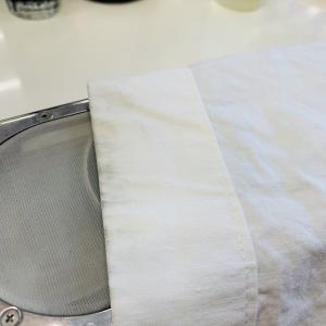 袖口が黒く汚れてしまってはいませんか?スレ等のダメージが発生しやすく皮脂汚れも集中して付きやすい