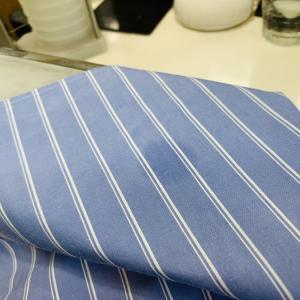 お洋服に付いている洗濯表示がドライクリーニング✖の場合にはドライクリーニングは出来ないという表示