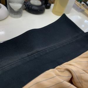 無くなった色を再びお直しするクリーニングや染み抜きとは違う手法の「色修正(染色補正)」