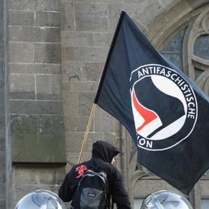 テロ組織 ANTIFA