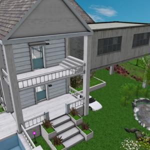 Add an external warehouse to SHABBY House