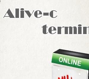 MH+ Alive-C terminal update v1.10