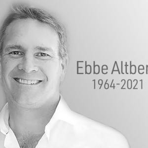 R.I.P. Ebbe Altberg.