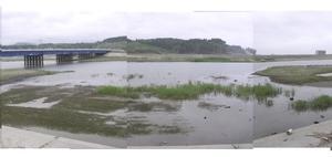 2013年6月13日 気仙沼市本吉町 津谷川