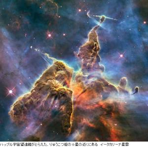 宇宙を芸術的にとらえる「ハッブル宇宙望遠鏡」修理完了!30年以上運用継続へ!