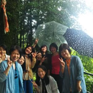さくさく物事が進むようになりました!飯能八坂神社ツアー