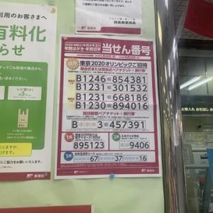 お年玉付郵便はがきで1等30万円が当たった男の物語