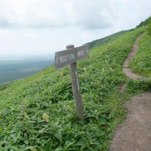 西別岳~摩周岳縦走 2011年8月 3