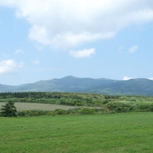 写万部山登山 2009年8月