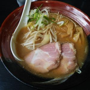 麺や 恵さんでみそラーメン(札幌市厚別区厚別中央3条4:2017年186杯目)
