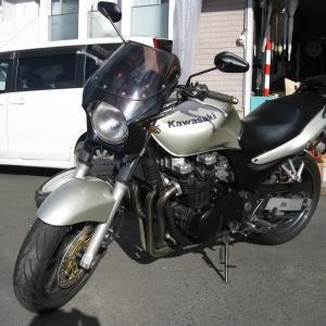 北海道 2020 バイクシーズン到来! 在庫車情報 カワサキ ZR-7