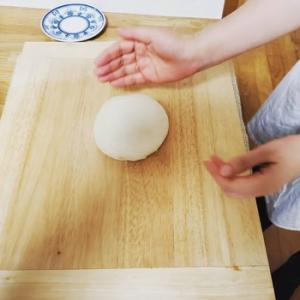 真夜中のパン作り