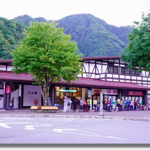立山三山と剣岳登山(山に2泊3日)