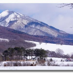 (2-1) 2月の雪景色