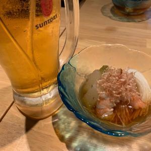 田町にある居酒屋 俺の魚を食ってみろ