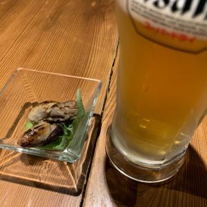 新宿御苑前にある 牡蠣スター