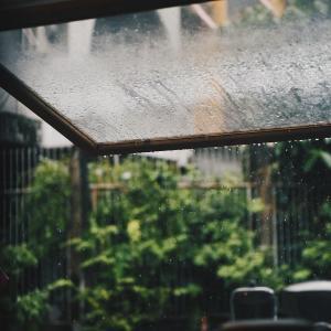 梅雨明けが怖い?