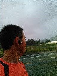 10月14日 朝勉、昼勉のち久々にジョグった