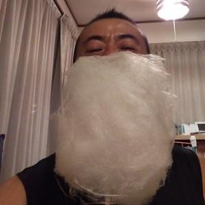 8月22日 beardpapa? cotton candy?