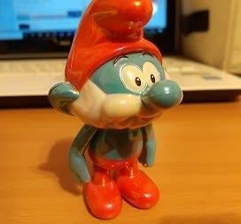 9月11日 Papa Smurf came to my house