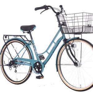 9月12日 Brand new bike for her (and for me?)