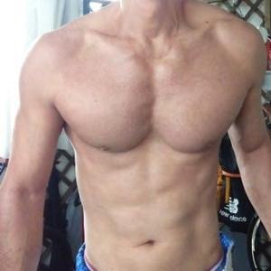 10月17日 asymmetrical abs