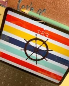 のんびり家で過ごす日※iPadでハッピー※