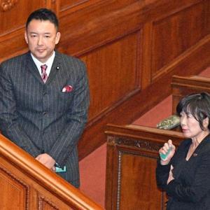 女性総理大臣に一番近いのは、森ゆうこ議員。