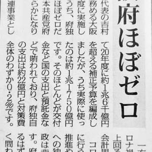 インドより死者数が多いのは大阪だけ 維新に殺される