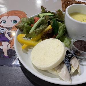 GS美神 極楽大作戦!! グッドスマイル アニメイトカフェ