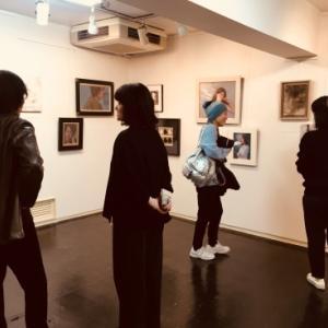 銀座スルガ台画廊レスポワール セレクション展