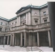 日本銀行&防波堤埋め立て処理場施設バス見学会