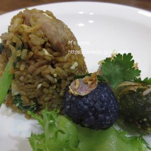 タイ料理教室へ