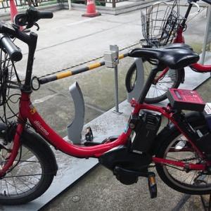 コミュニティサイクル(東京)でのレンタル自転車はとてもオススメ!