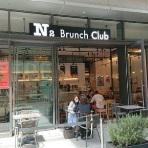N2BrunchClub(東京 日本橋高島屋)でのテラスでのランチはとてもオススメ!