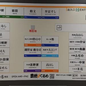 寿司大(東京 豊洲市場)のお寿司等はとてもオススメ!