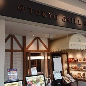アットトウキョウグリルハーバー(東京 ららぽーと豊洲)でのローストビーフ丼はとてもオススメ!