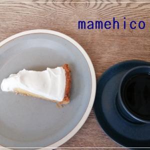 mamehicoのレモンケーキ