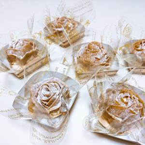 薔薇のモンブランレッスン