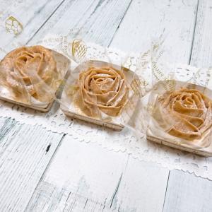 薔薇のモンブラン
